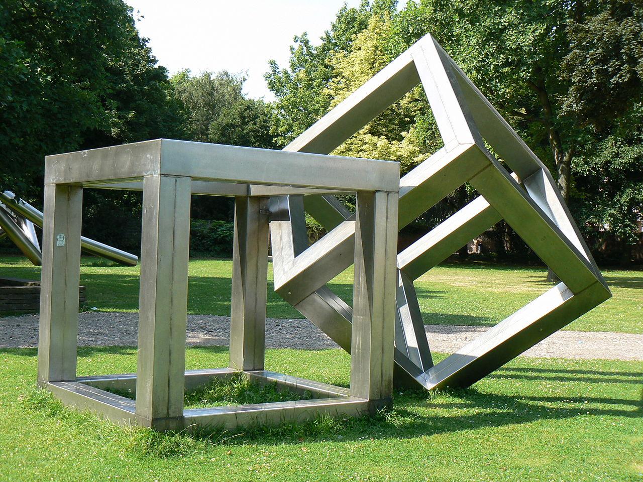 Bild Immanuel Kant Park Duisburg