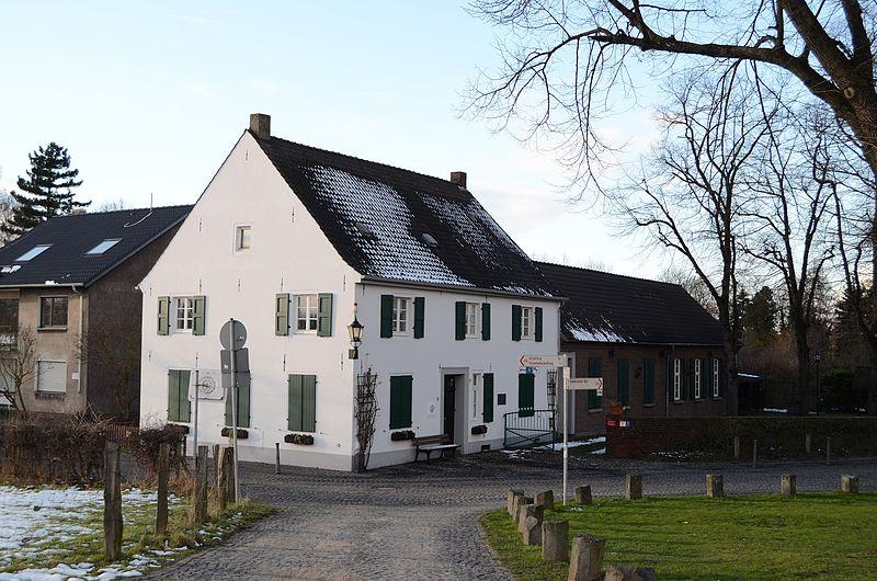 Bild Lehrerhaus Friemersheim Duisburg
