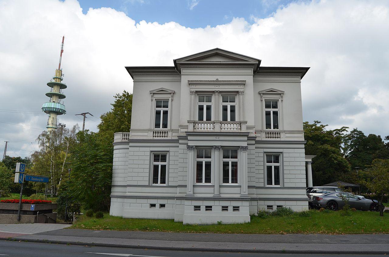 Bild Museum Stadt Königsberg Duisburg