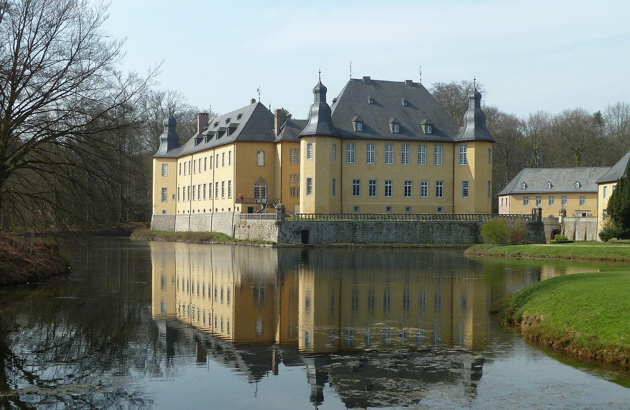 Bild Schloss Dyck Jüchen