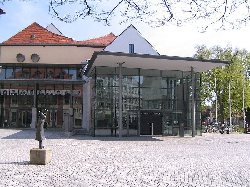 Bild E.T.A. Hoffmann Theater Bamberg