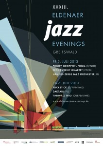 Bild Eldenaer Jazz Evenings Greifswald
