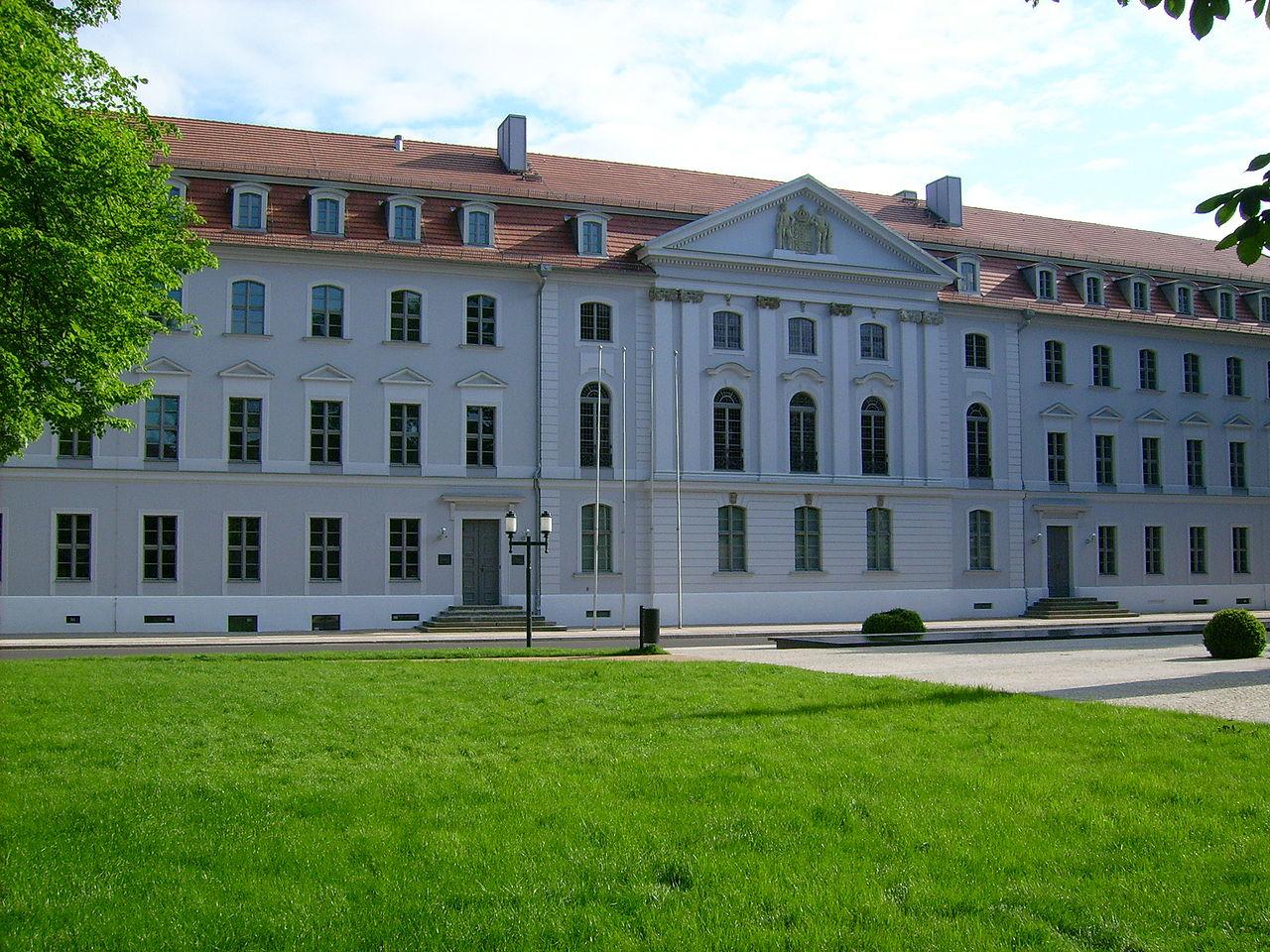 Bild Hauptgebäude der Universität Greifswald