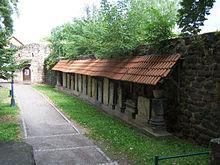 Bild Alter Friedhof Eisenach