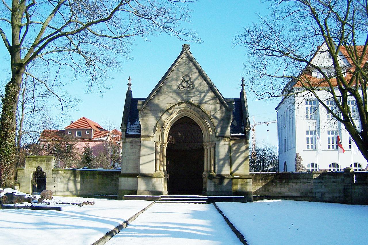 Bild Eisenacher Hauptfriedhof