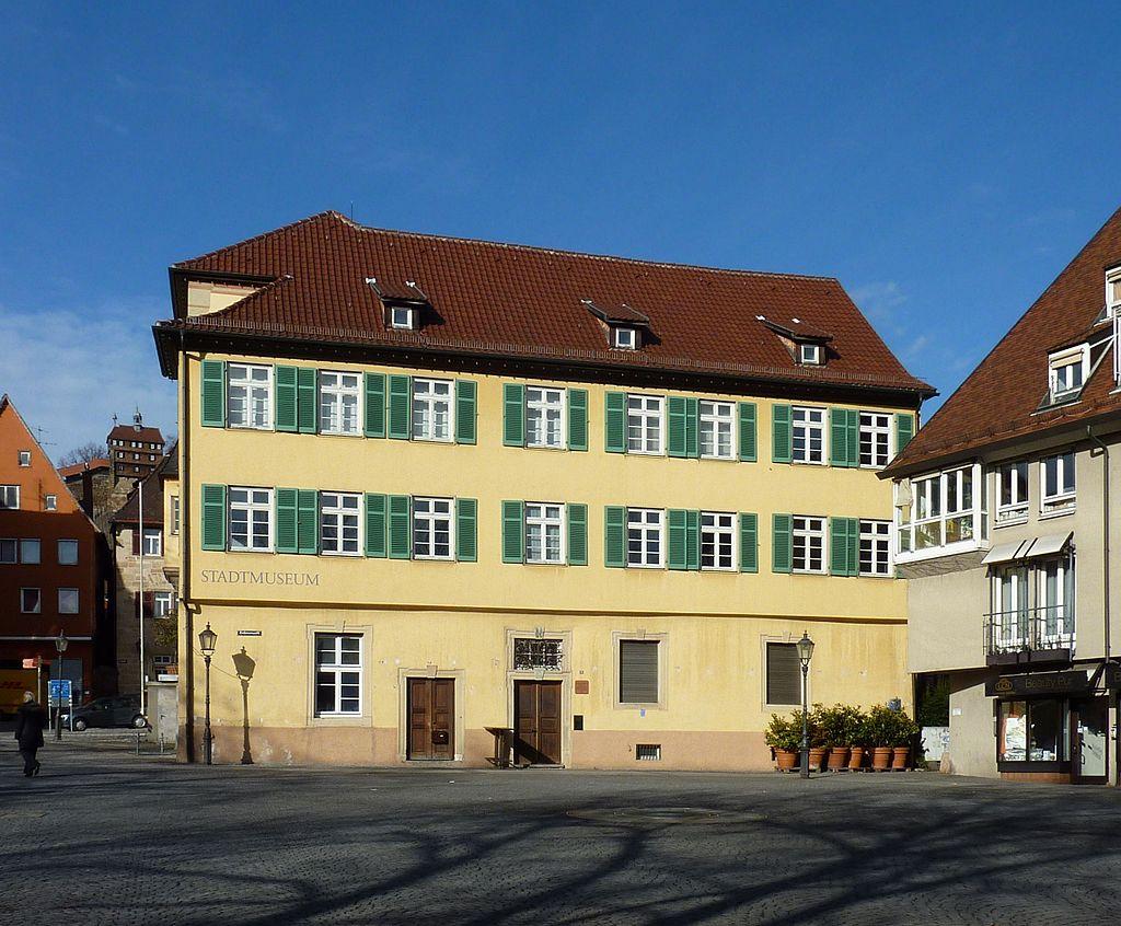 Bild Stadtmuseum Esslingen