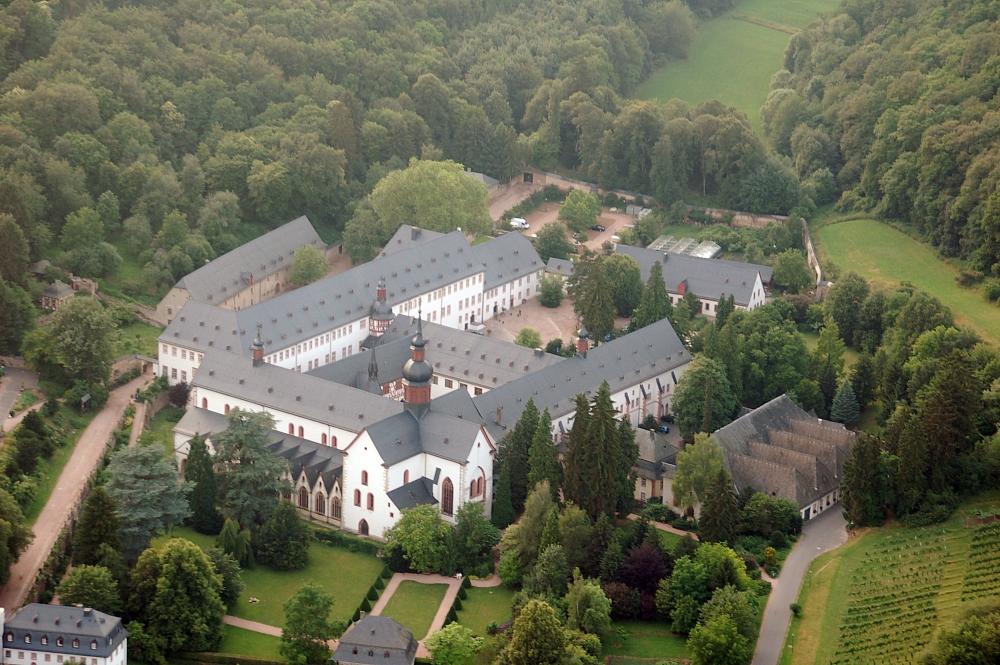 Bild Kloster Eberbach Eltville