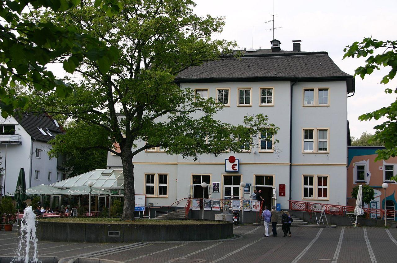 Bild Ebertbad Oberhausen
