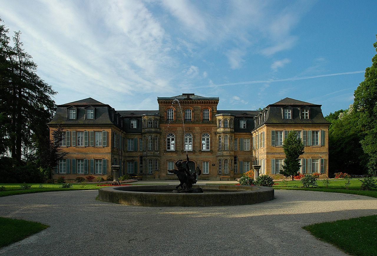 Bild Schloss Fantaisie Donndorf