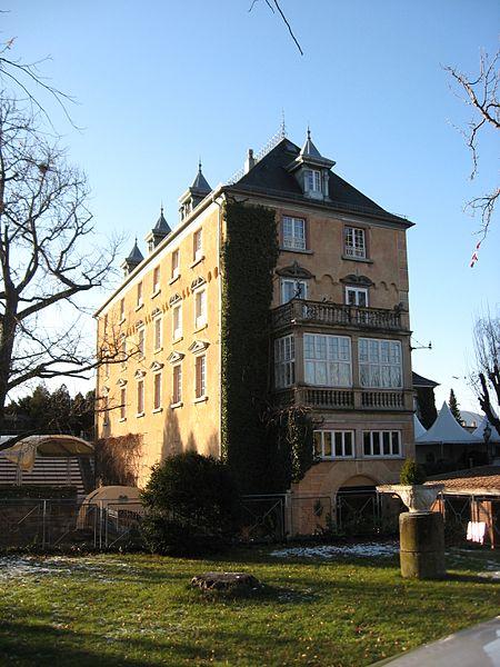 Bild Schloss Edesheim