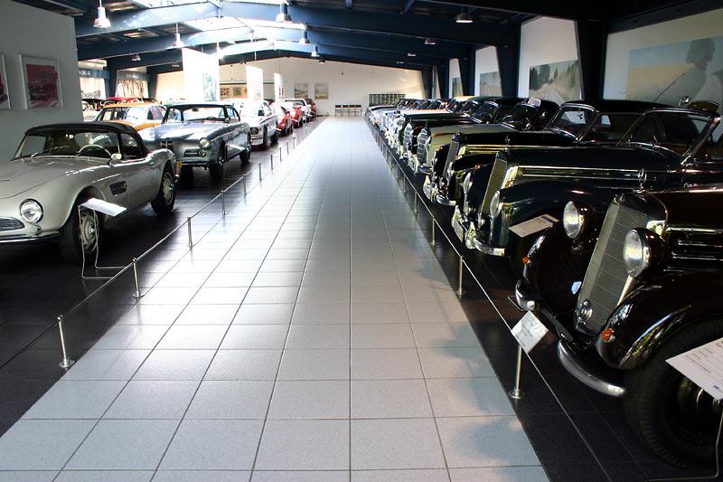 Bild EFA Museum für Deutsche Automobilgeschichte Amerang