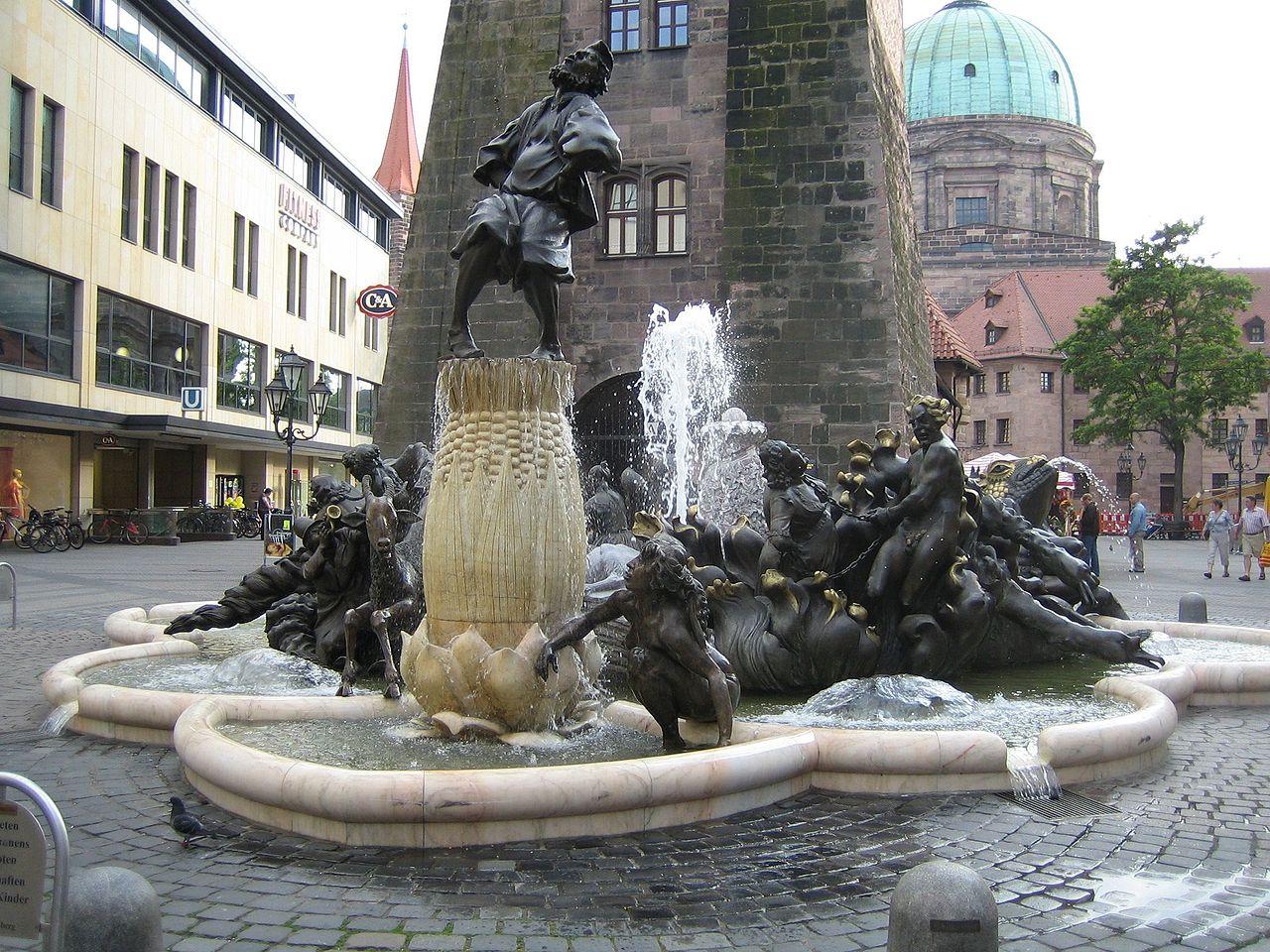 Bild Ehekarussell Nürnberg