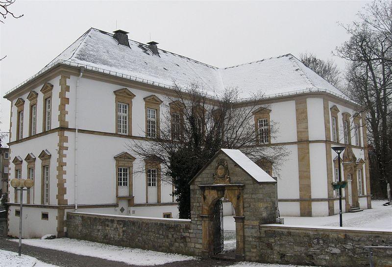 Bild Domdechanei Paderborn