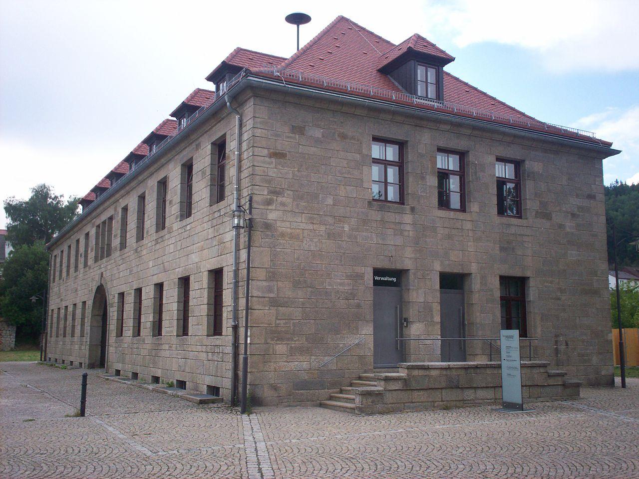 Bild KZ Gedenkstätte Flossenbürg