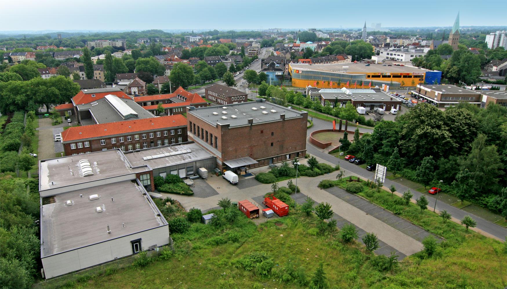 Bild Gewerbe- und Wohnpark Zeche Holland Bochum
