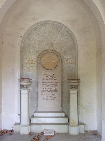 Bild Hauptfriedhof Kassel