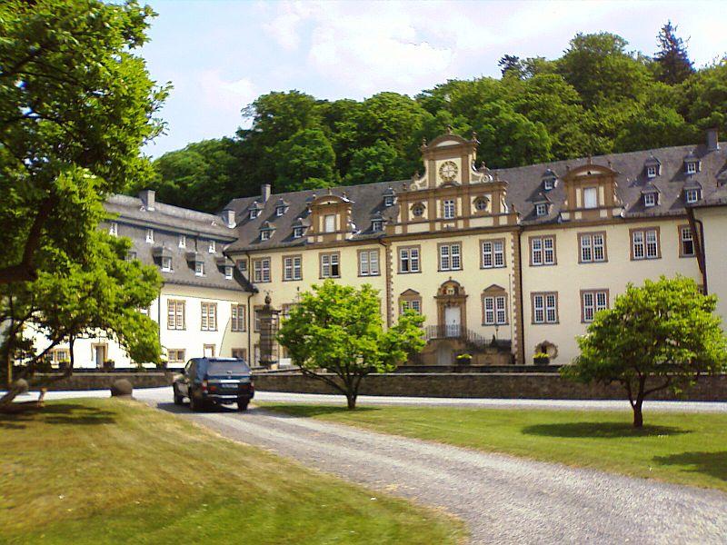 Bild Schloss Ehreshoven Engelskirchen