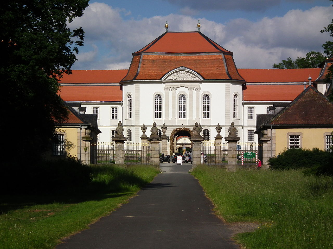 Bild Schloss Fasanerie Eichenzell