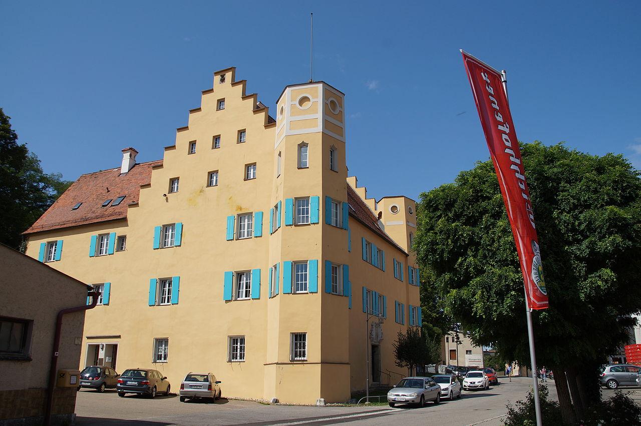 Bild Schloss Eichhofen