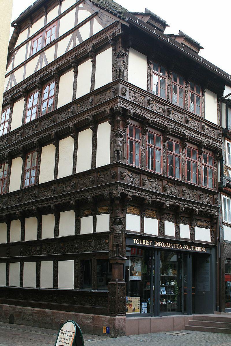 Bild Eickesches Haus Einbeck