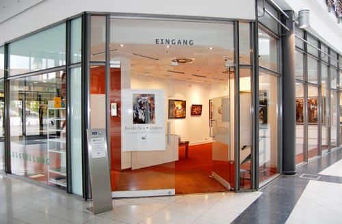 Bild Galerie im Atrium des CCS Suhl