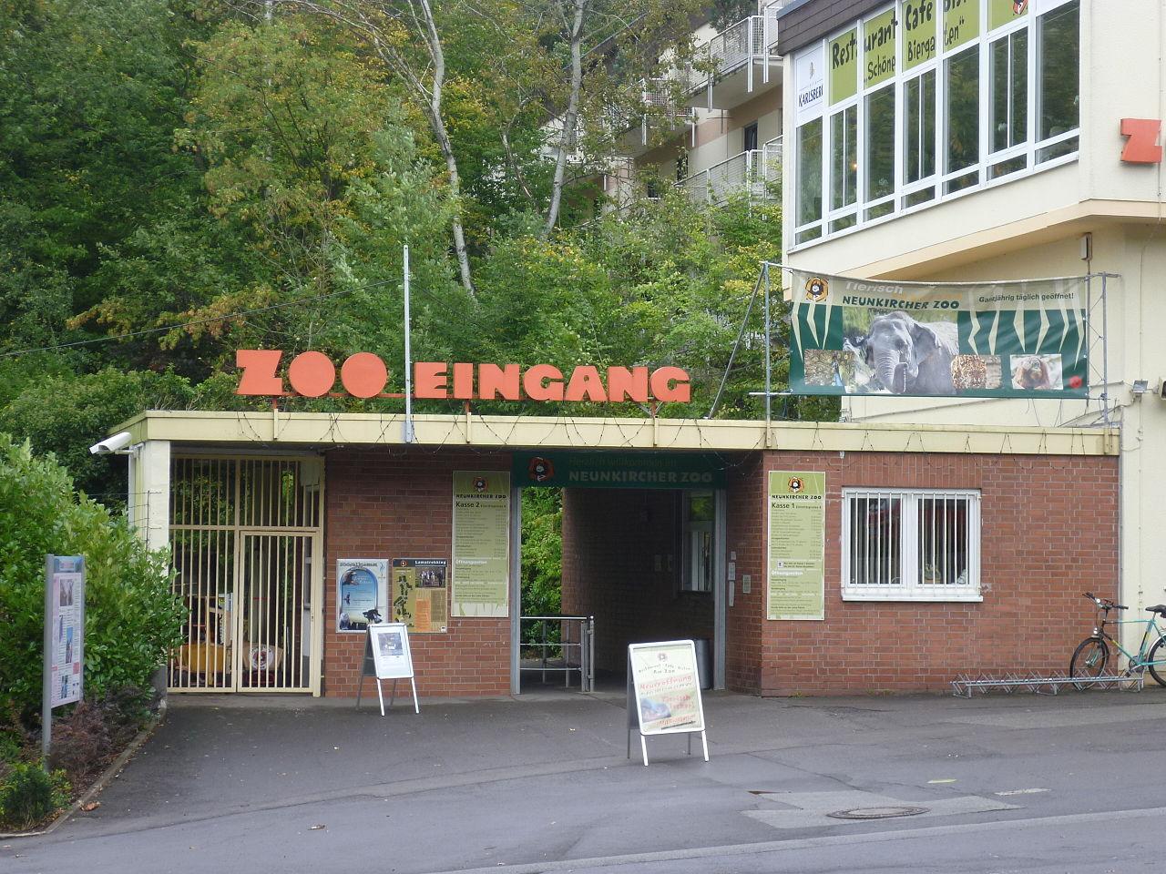 Bild Neunkirchener Zoo