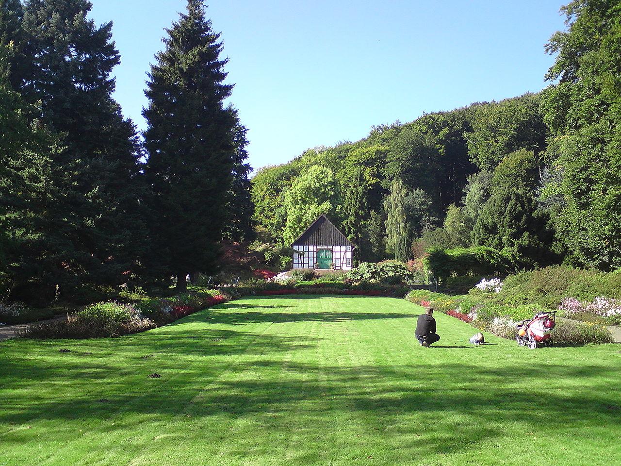 Bild Botanischer Garten Bielefeld