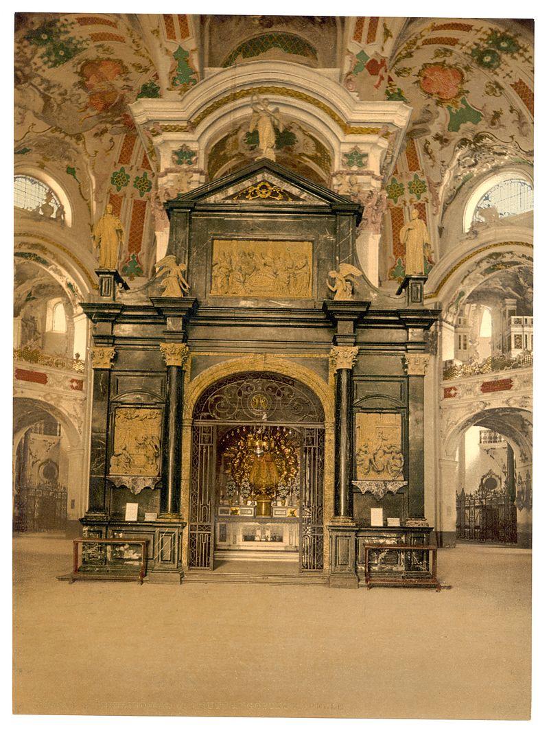 Bild Benediktinerabtei Einsiedeln