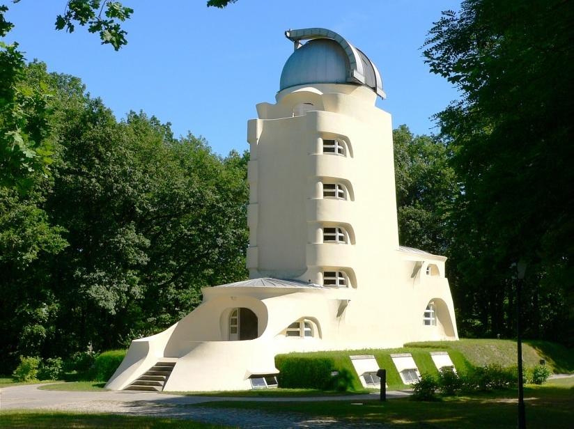 Bild Einsteinturm Potsdam