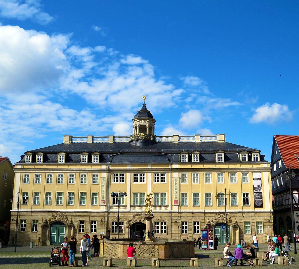 Bild Stadtschloss Eisenach