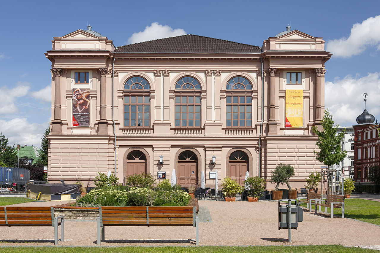 Bild Thüringer Landestheater Eisenach