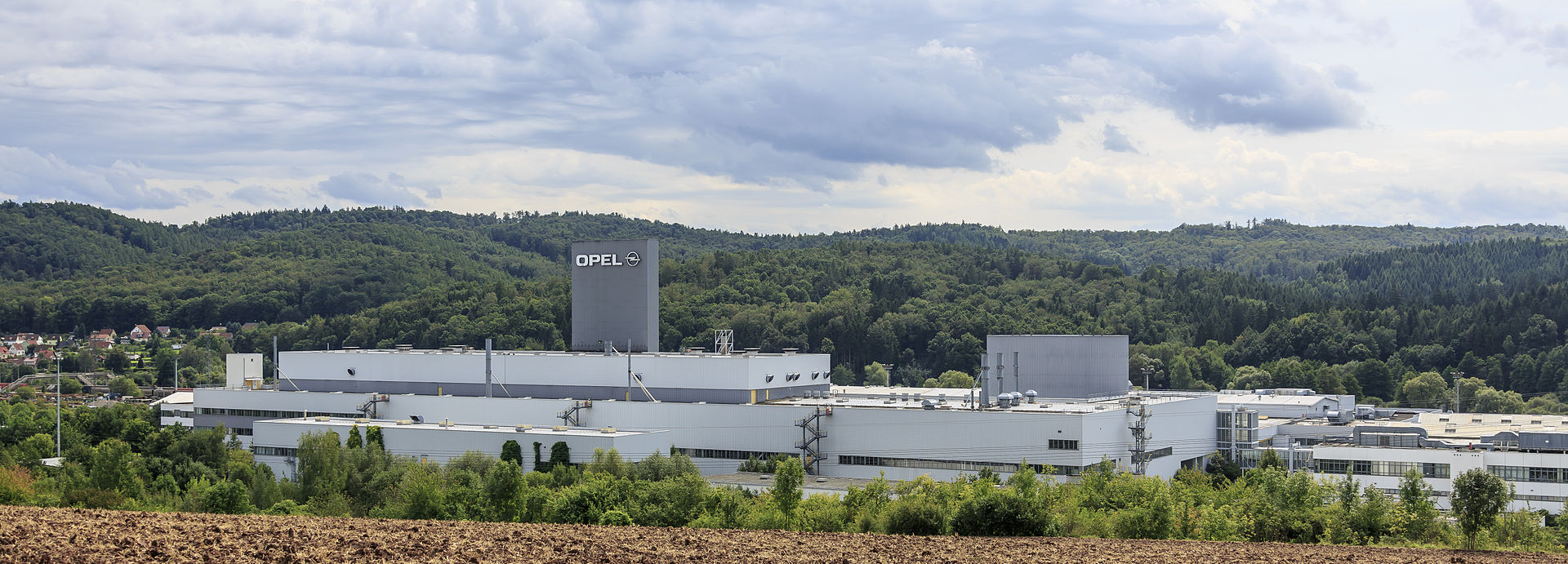 Bild Opel Werk Eisenach