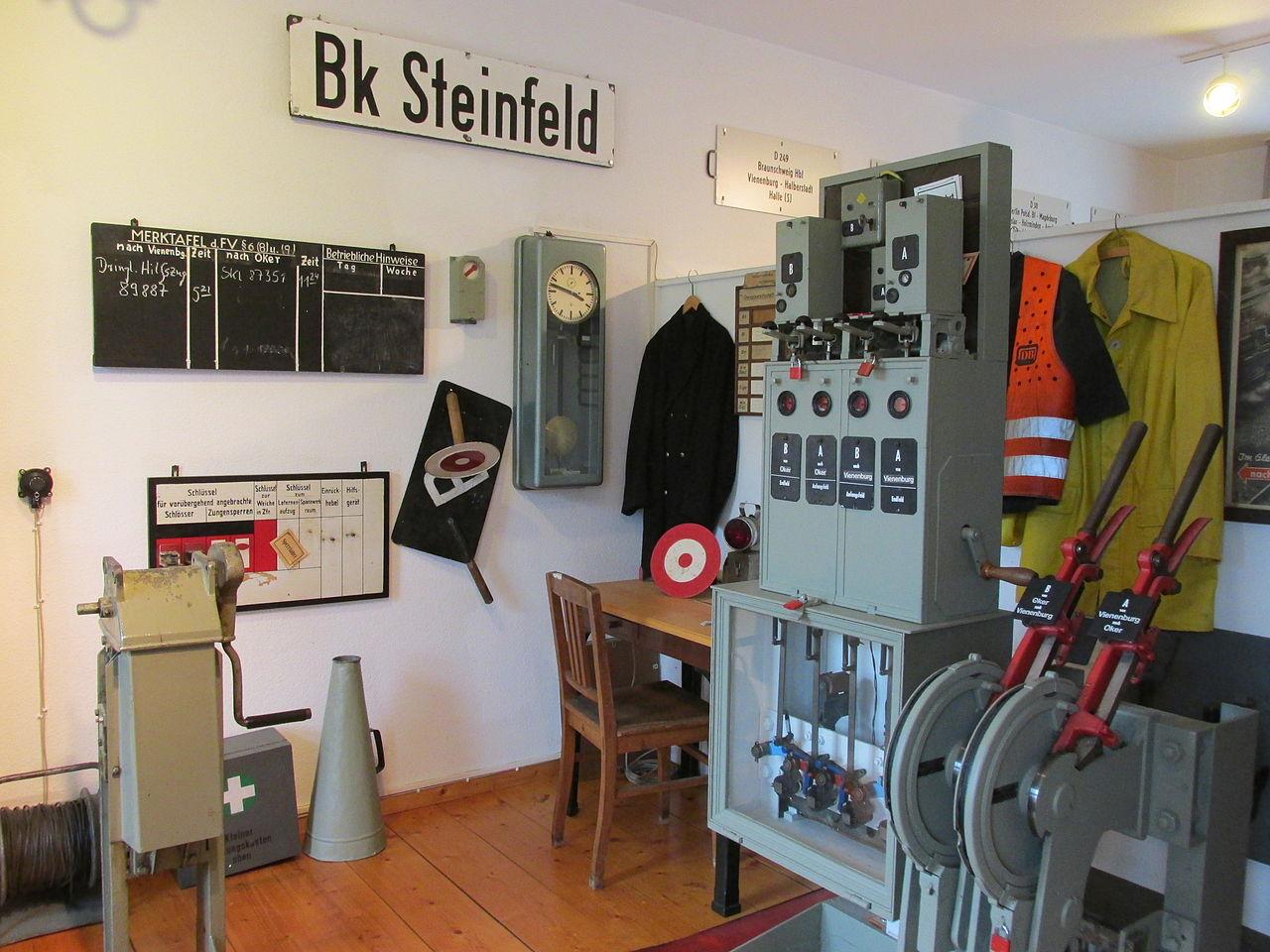 Bild Eisenbahnmuseum Vienenburg