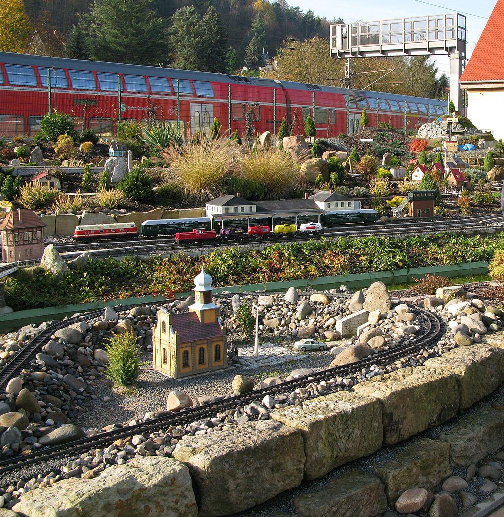 Bild Eisenbahnwelten Rathen