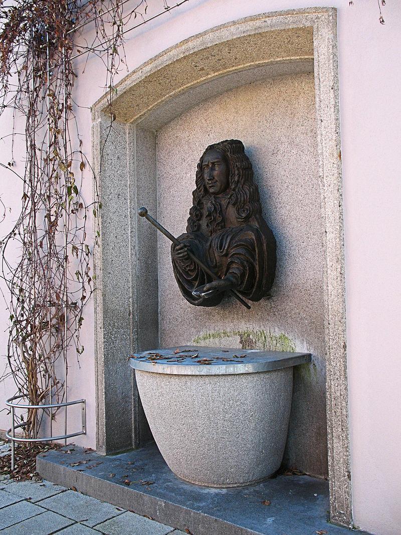 Bild Doktor Eisenbarth Brunnen Oberviechtach