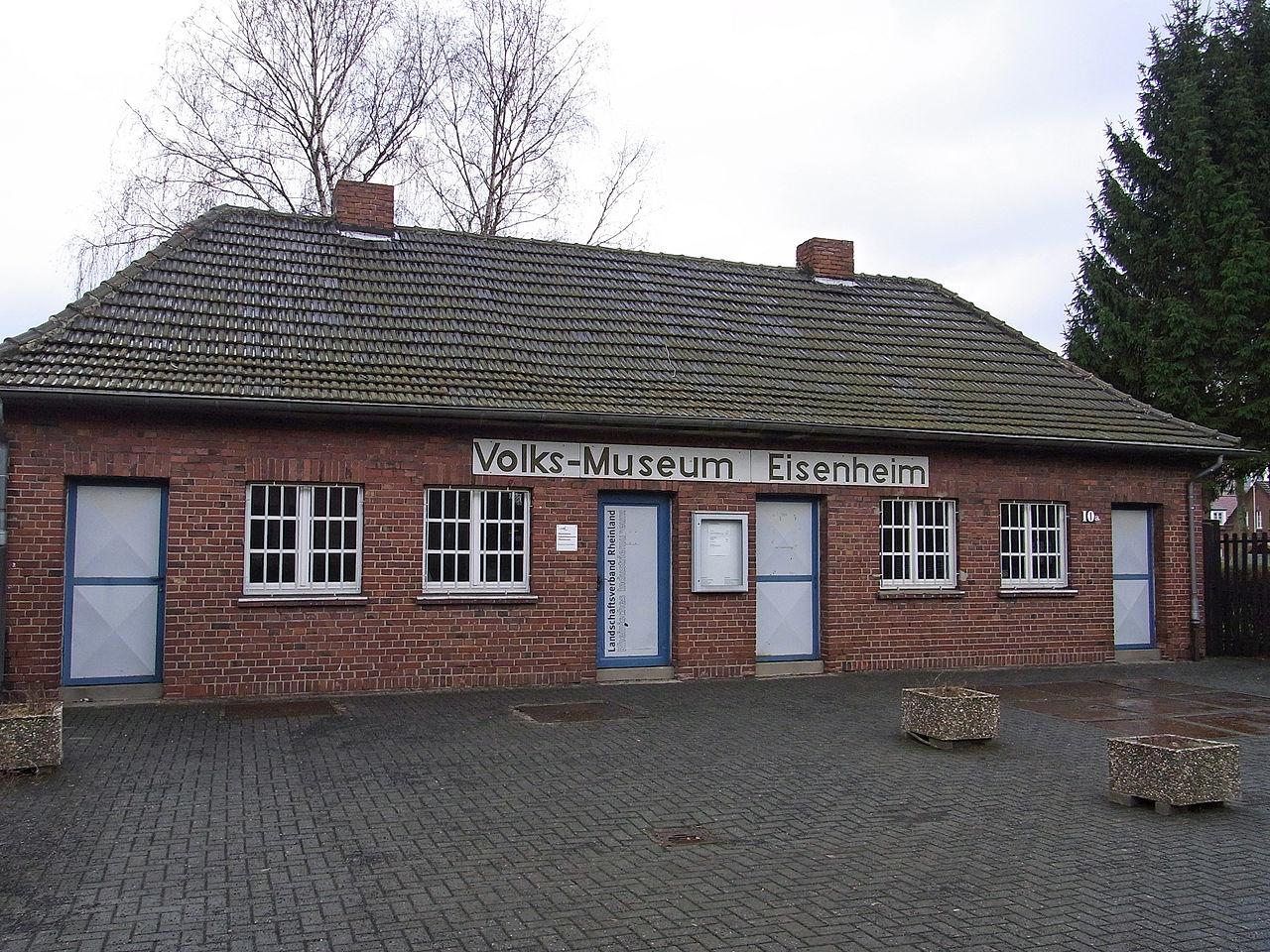 Bild Museum Eisenheim Oberhausen