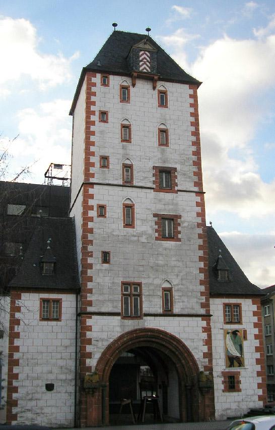 Bild Eisenturm Mainz
