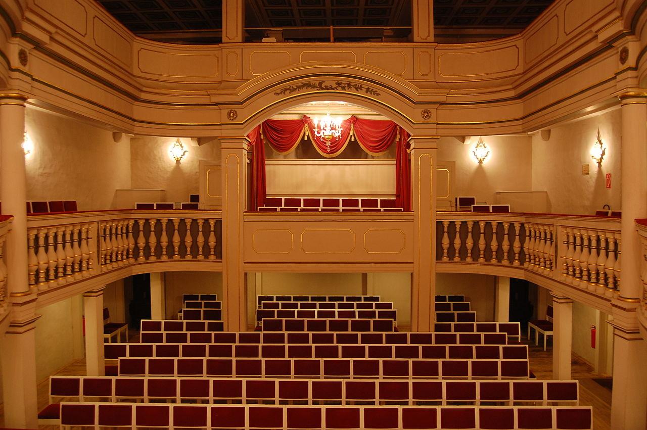 Bild Ekhof Theater Gotha