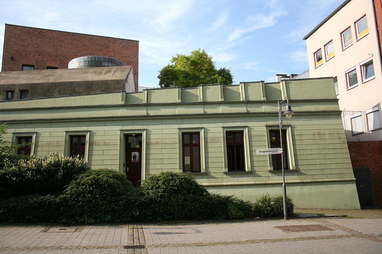 Bild Alte Synagoge Wuppertal Elberfeld