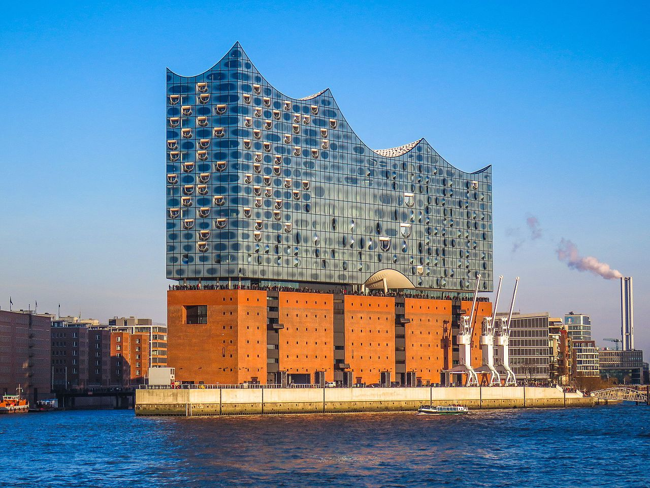 Bild Elbphilharmonie Hamburg