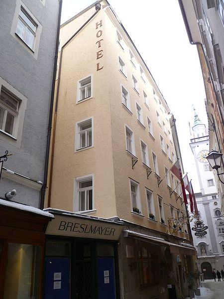 Bild Restaurant S'Nockerl im Elefant Salzburg