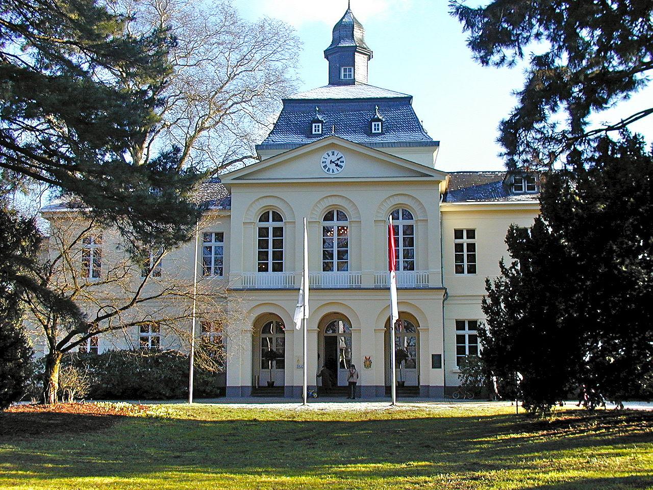 Bild Schloss Eller Düsseldorf