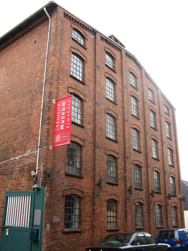 Bild Industriemuseum Elmshorn