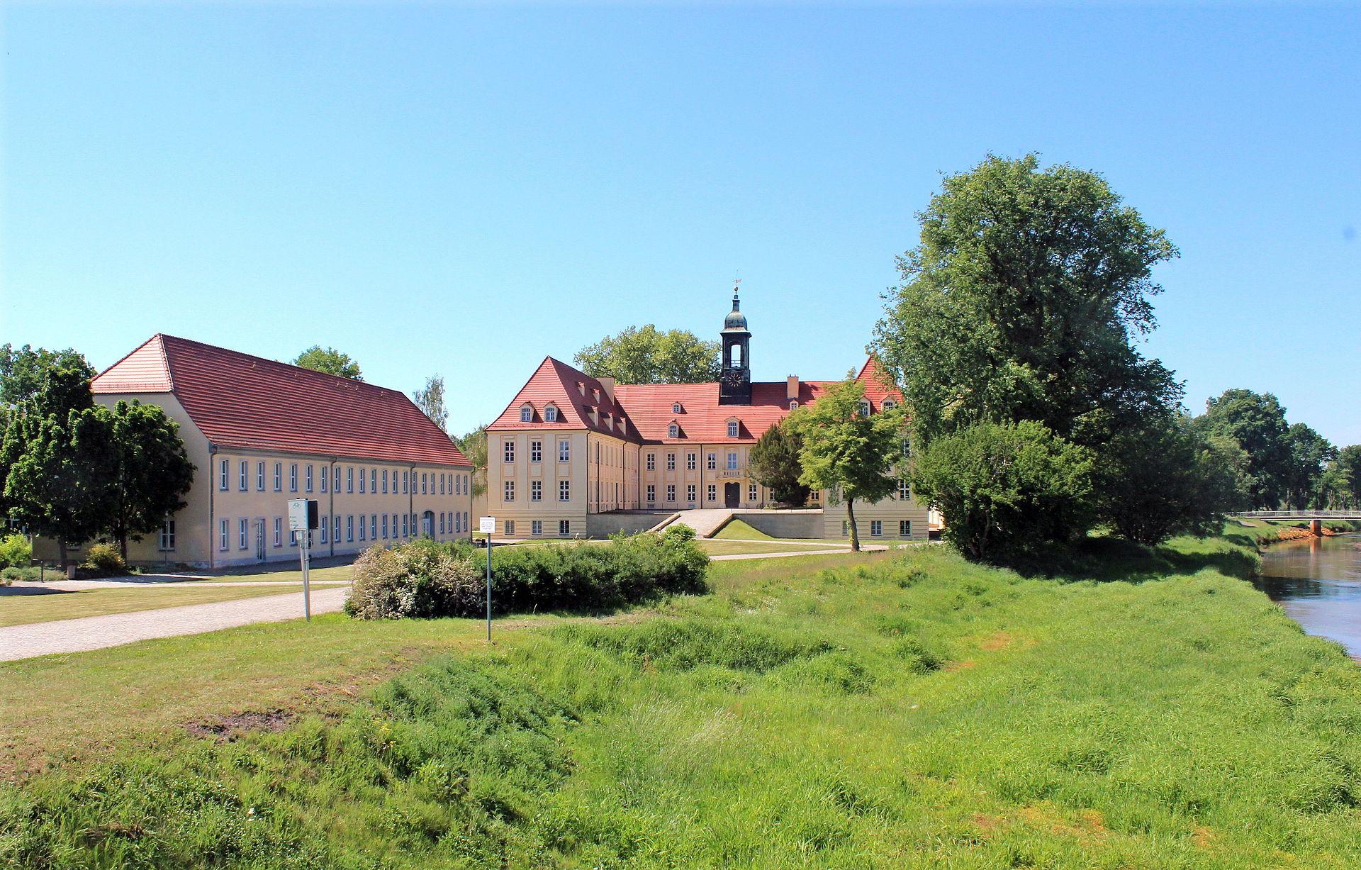 Bild Schloss Elsterwerda