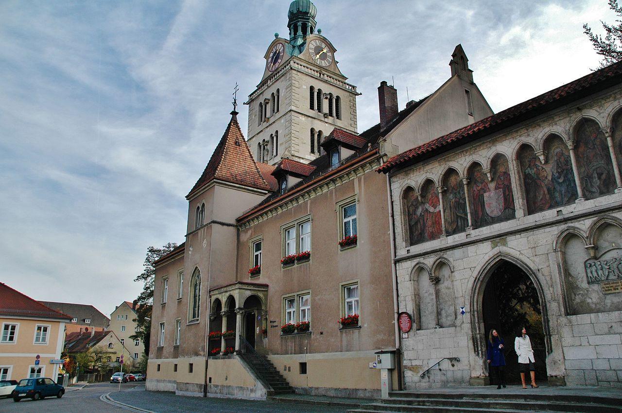 Bild Basilika St. Emmeram Regensburg