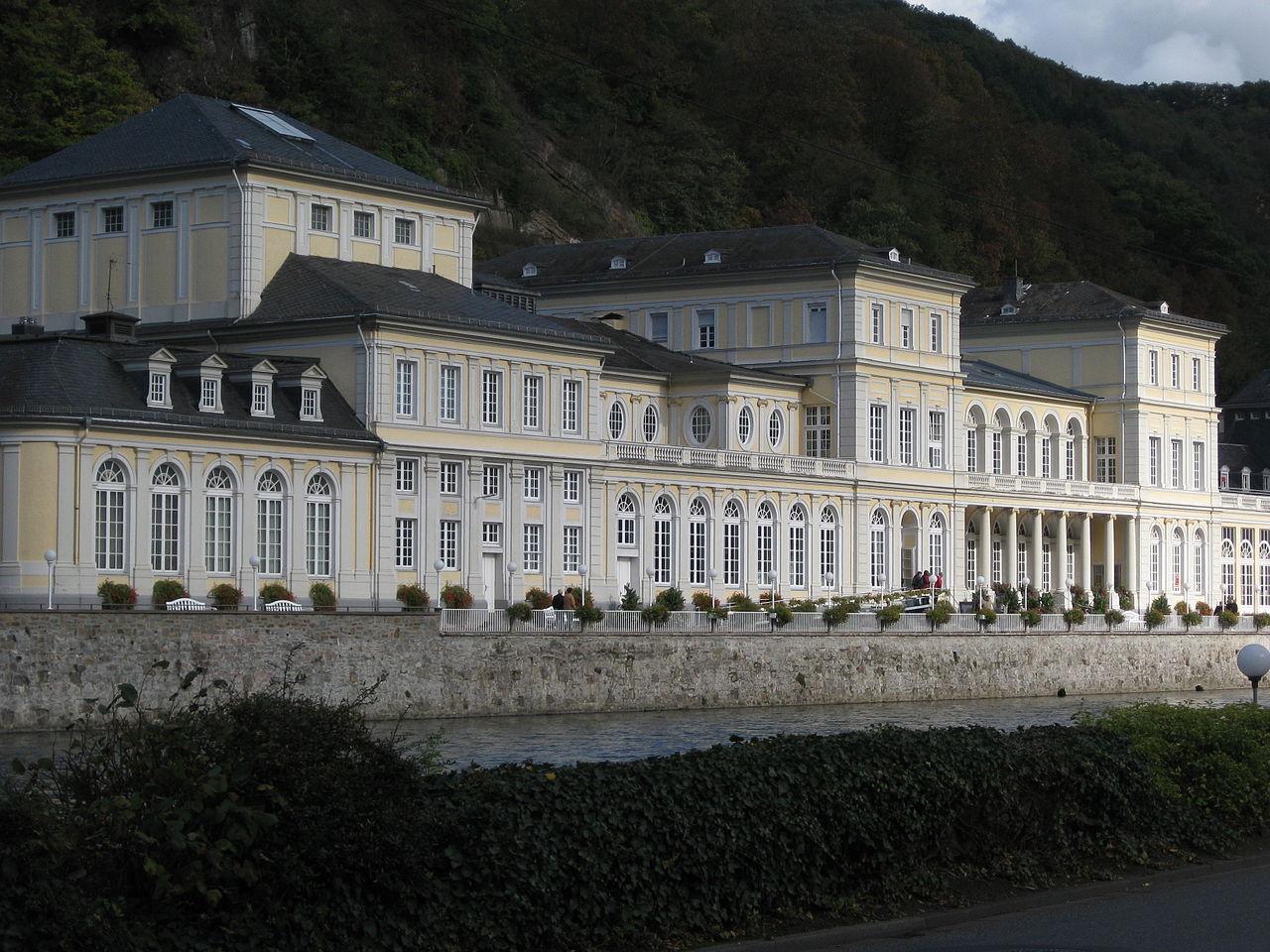 Bild Kurhaus Bad Ems