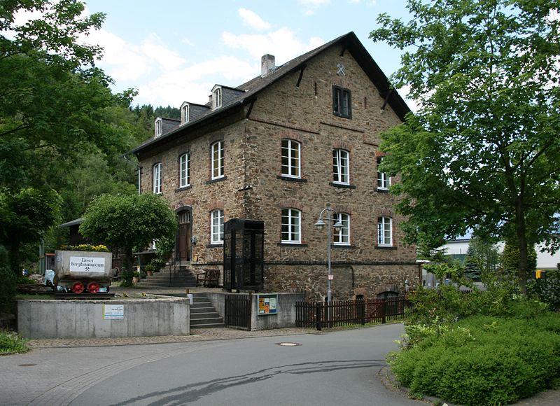 Bild Emser Bergbaumuseum