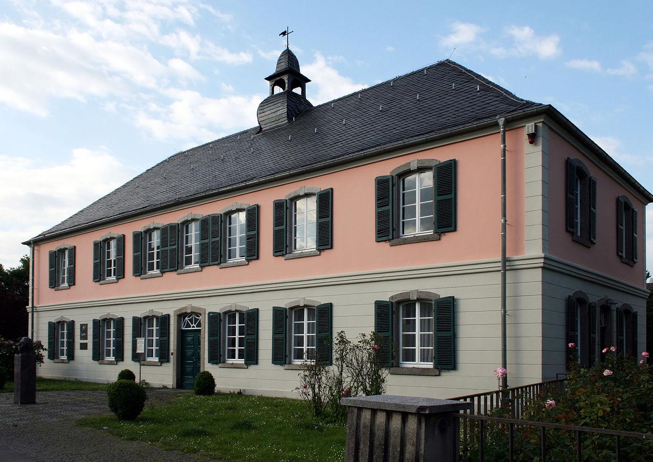 Bild Schumannhaus Bonn
