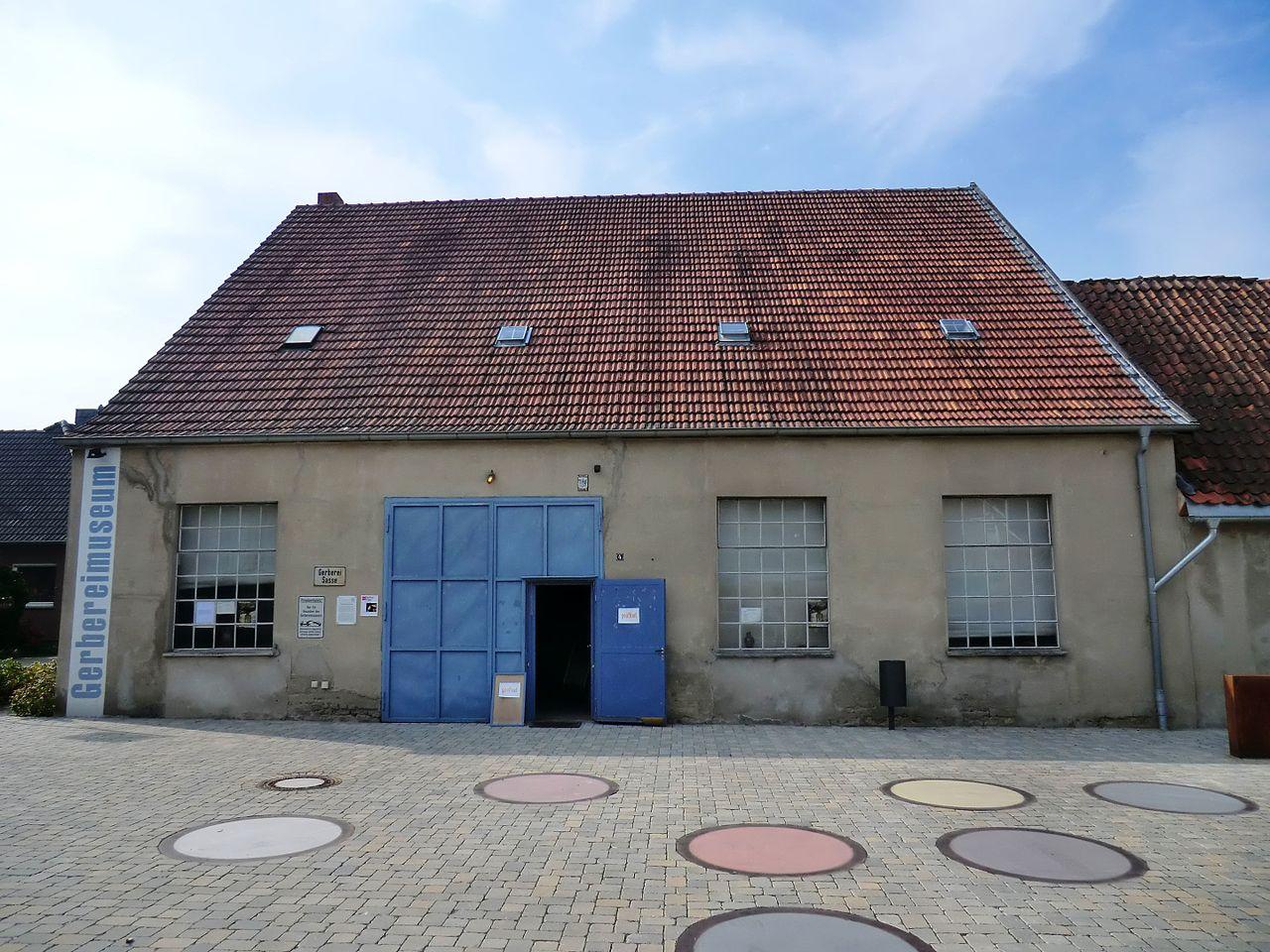 Bild Gerbereimuseum Enger