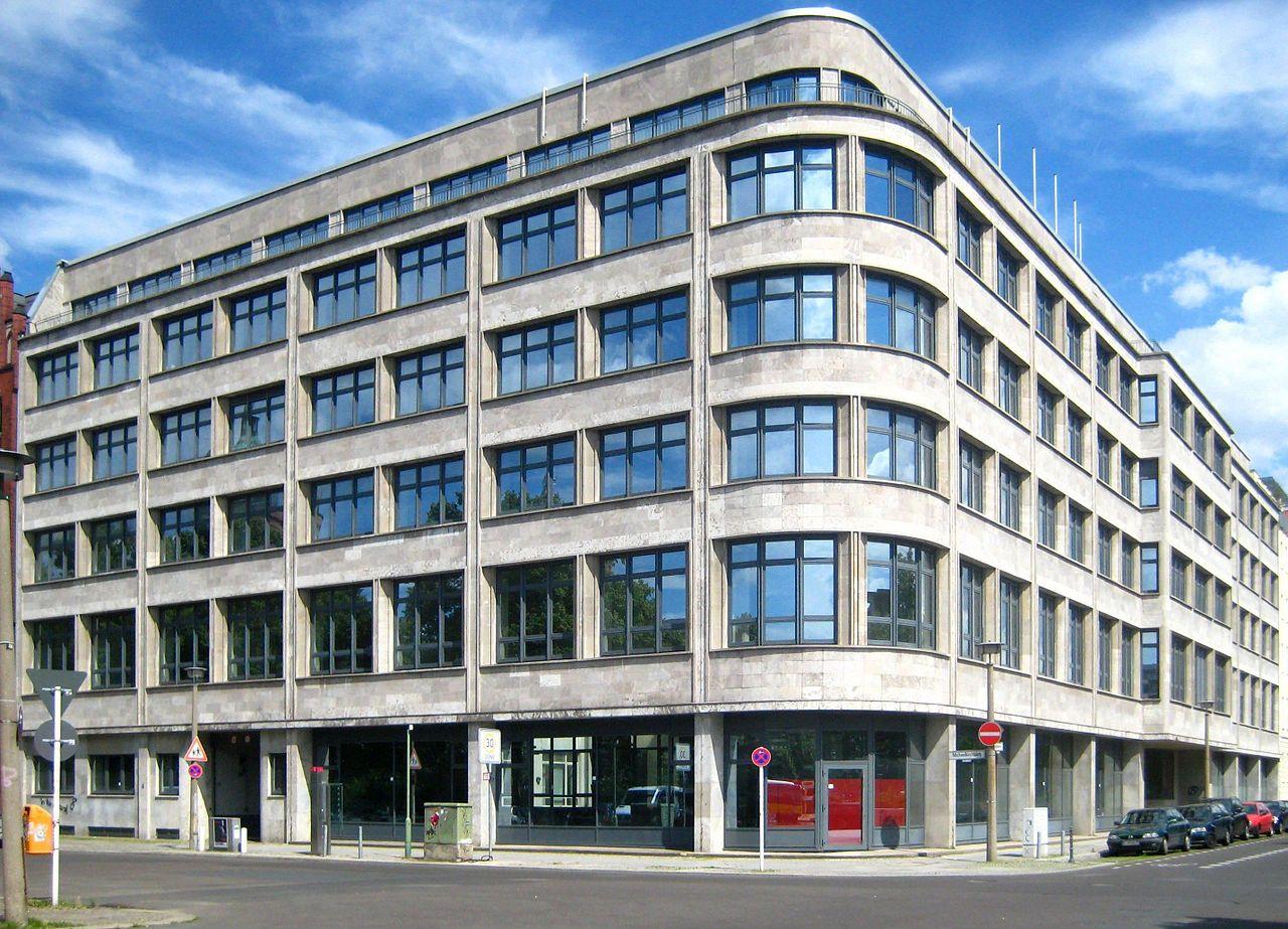 Bild Haus des Deutschen Verkehrsbunds Berlin